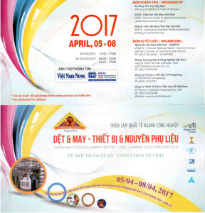 Saigontex2017-Invitation