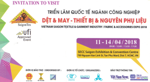 SaigonTex2018 Invitation